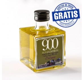 AOVE 900 Balance.Botella 100 ml cristal. Caja de 12 unidades.