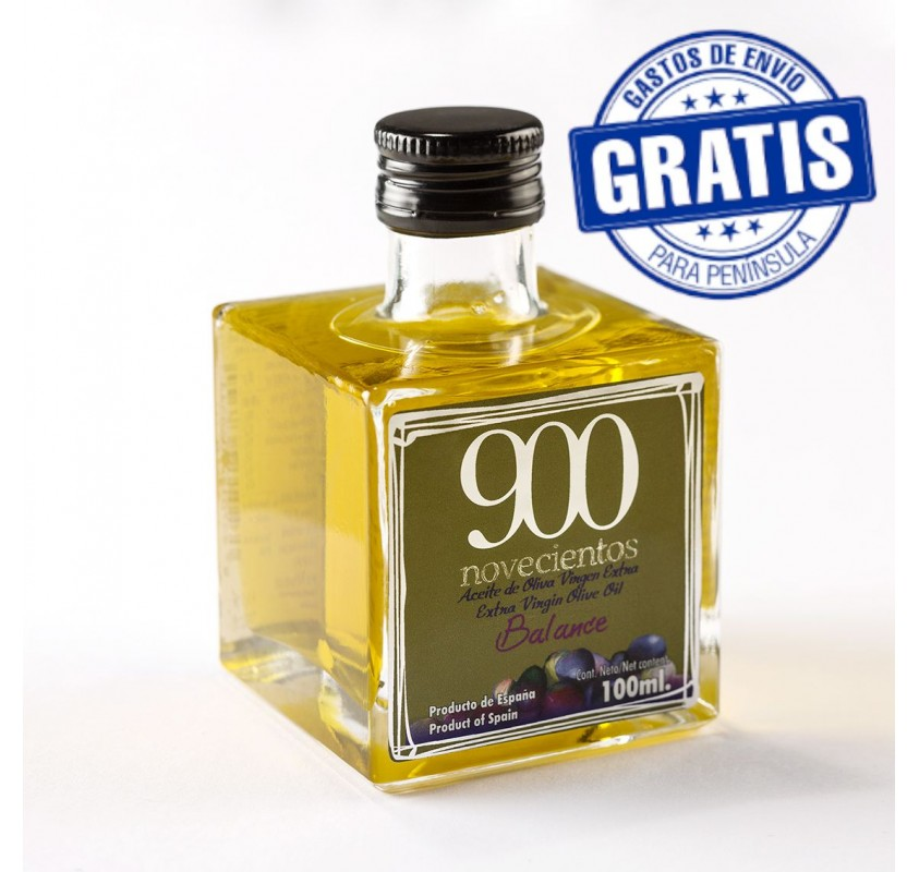 EVOO 900 Balance.100 ml X 12