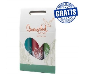 Buensalud. Serenade case of 3 varieties x 500 ml.