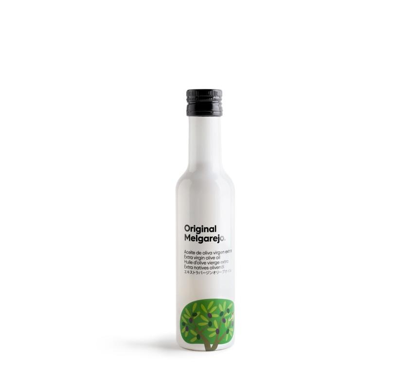 Original Melgarejo. AOVE Picual. Caja de 12 botellas de 250 ml.