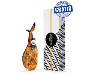 100% Iberian acorn shoulder. Belloterra.