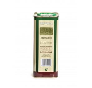 La Quinta Esencia. Lata Premium Verde 2,5 litros.