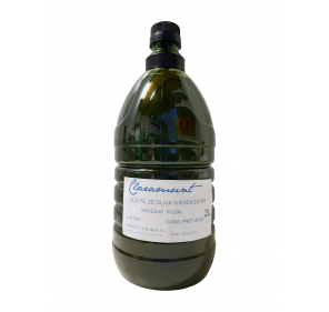 Claramunt. Picual EVOO. 2 liter PET bottle.