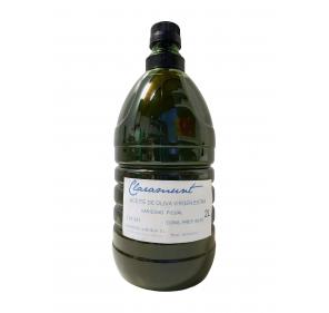 Claramunt. Picual EVOO. 2 liter PET bottle.