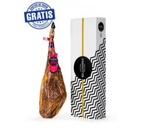 Belloterra. Jamón de bellota ibérico 75% raza ibérica.
