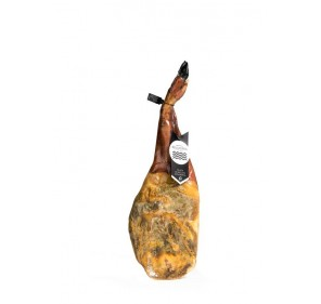 Paleta de bellota 100% de raza ibérica + lomo de bellota 100% de raza ibérica. Belloterra.