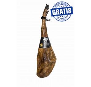 Acorn-fed Iberian ham. Pure 100%.