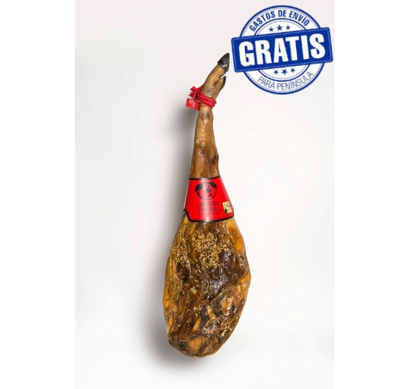 Jamón de bellota 50% Ibérico.