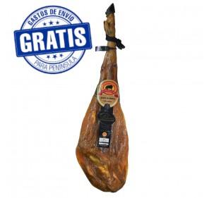Pure Iberian Bellota Ham with the Denomination of Origin Los Pedroches