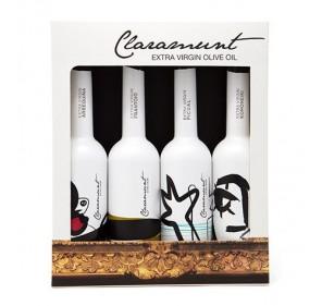 Claramunt. Limited edition box. 4 varieties. 100 ml.