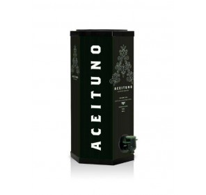 Aceituno EVOO. Box of 2 Bag In Box of 3 liters.