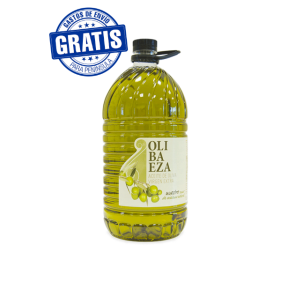 Olibaeza EVOO. Box of 3 bottles of 5 liters.