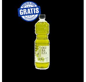 Olibaeza EVOO. Box of 15 bottles of 1 liters.