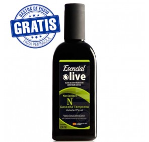 EVOO Essential Olive November. 12 x 500 ml box.