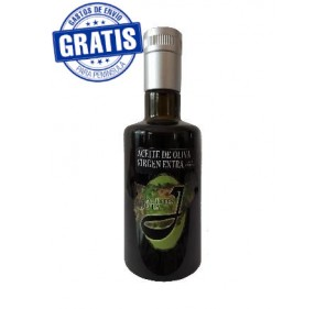EVOO Aceites Jota. Box of 8 x 500 ml.