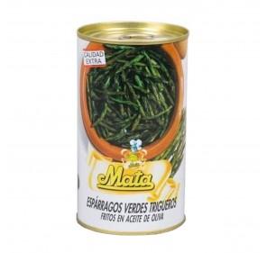 """Green asparagus """"Mata"""". 340 gr. can"""