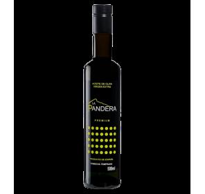La Pandera PREMIUM. Extra Virgin Olive Oil. 6 x 500 ml.