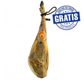 Acorn-fed 100% Iberian ham. Señorío de Los Pedroches.