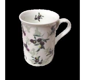 Cup design olives