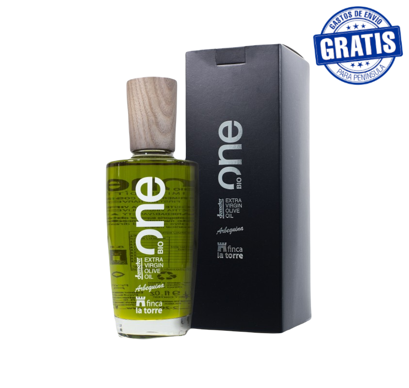 Finca La Torre ONE Limited Edition Arbequina. 500 ml.