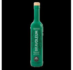 Bravoleum. EVOO Frantoio. 500 ml.