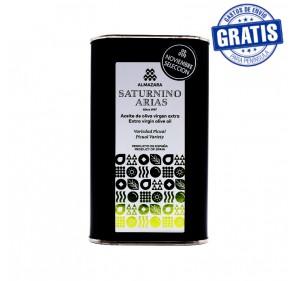 AOVE Saturnino Arias. Noviembre Selección. Caja de 6 latas.
