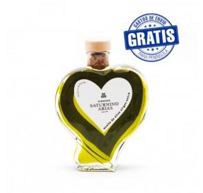 EVOO Saturnino Arias. Premium Coure. 6 x 200 ml box.