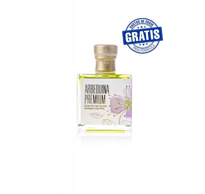 Nobleza del Sur, Arbequina Premium. 100 ml. Caja de 30 uds.