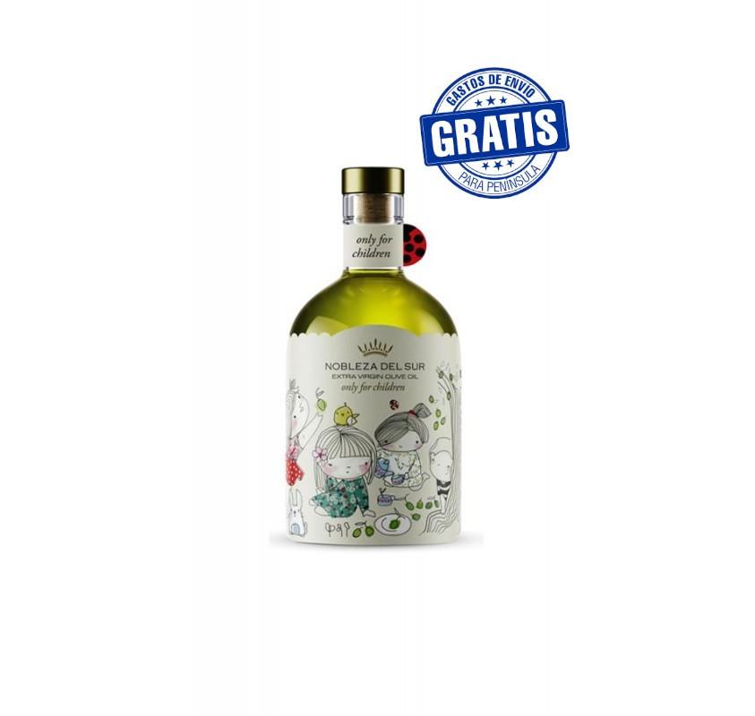 Nobleza del Sur, Only for children. 250 ml. Caja de 12 uds.