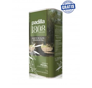 Padilla 1808. Extra Virgin...