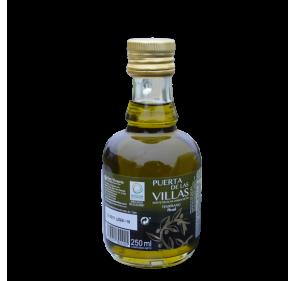 Extra virgin olive oil. Early harvest. Puerta de las Villas. 16X250 ml glass jug