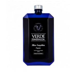 Verde Esmeralda Blue Sapphire organic. 500 ml.