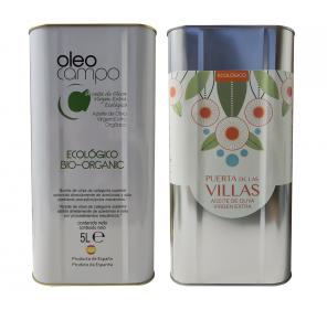 Pack Duo EVOO ECO 5L Oleocampo & Puerta de las Villas