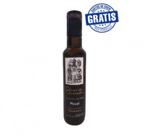 AOVE Olivar de Quesada Picual. Caja de 12 botellas de 250 ml.