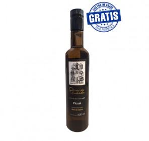 EVOO Olivar de Quesada Picual. Box of 12 bottles of 500 ml.
