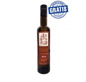 AOVE Olivar de Quesada Royal. Caja de 12 botellas de 500 ml.