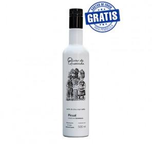AOVE Olivar de Quesada Picual. Caja de 12 botellas de 500 ml.