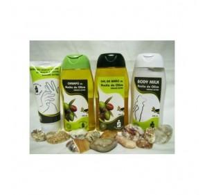 Cosmeticos aceite de oliva...