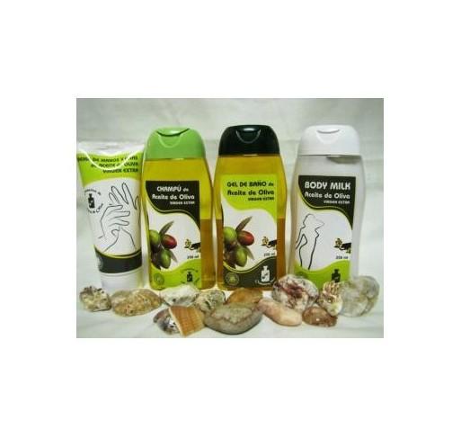 Cosmeticos aceite de oliva virgen extra