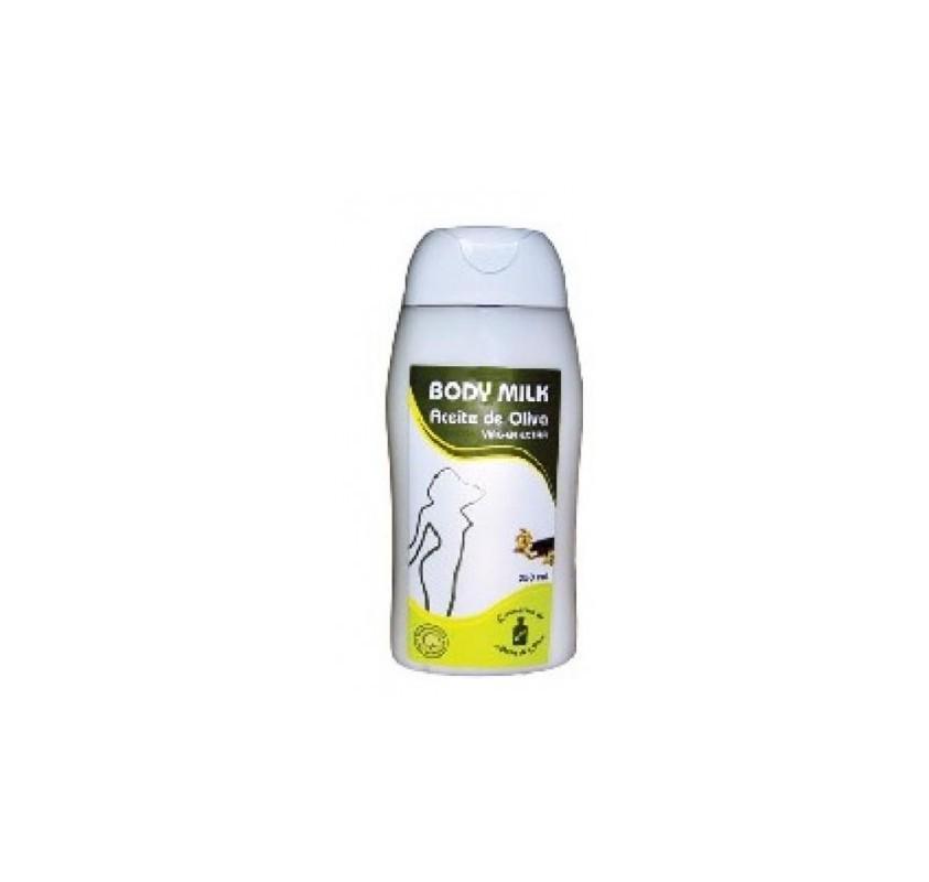 Body milk de aceite de oliva virgen extra
