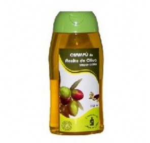 Champú hidratante aceite de oliva virgen extra