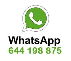 Whatsapp Aceitera Jenera: 644198875